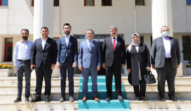 Hukukçu siyasilerden hukukçulara ziyaret