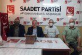 Ayva: SP'nin yönü değişmez, Türkiye Kıbrıs'ta asker varlığını artırmalı