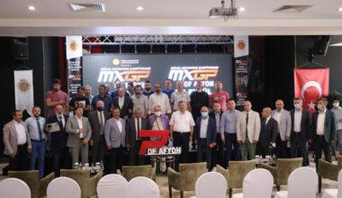 'MXGP Of Afyon' 7-8 Eylül'de Afyonkarahisar'da yapılacak