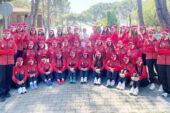 Spor Lisesi öğrencileri  Dünya Kupası'na gidecek