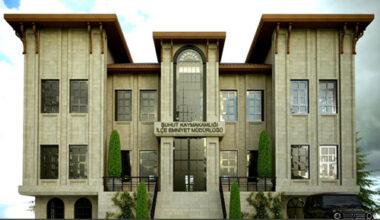 Şuhut'a yeni Emniyet binası