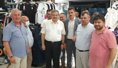 Yurdunuseven Emirdağ'da gurbetçilerle bir araya geldi