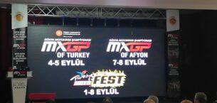 Afyon'un ismi Dünya liginde: Dünya Motokros Şampiyonası'nda Afyonkarahisar'ın ismini taşıyan özel etap gerçekleştirilecek