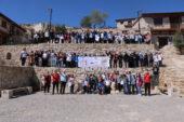 Avrupa Hareketlilik Haftası'nda Ayazini de hareketlendi