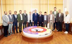 Elazığ TSO, proje kapsamında Afyon'a teknik gezi düzenledi