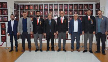 MHP yönetiminden STK'lara ziyaret