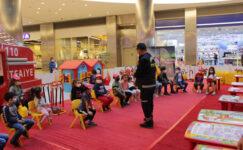 Park Afyon AVM'de çocukara özel etkinlik