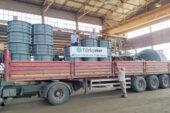 Şeker makinede 500 tonluk üretim