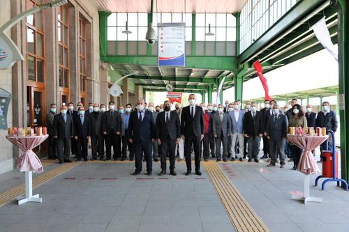 """""""TCDD Türkiye'nin lokomotif gücü"""""""