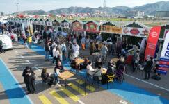 Afyon'un hem mutfağı hem  kültürel zenginlikleri tanıtılıyor