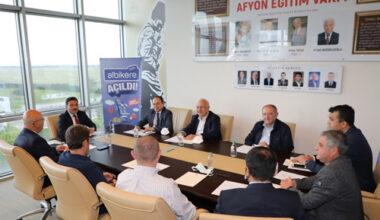 Afyonkarahisar'ın markası  albikere.com Türkiye'de ilk