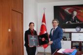 CİB Bölge Müdürü Burcu'dan iki önemli ziyaret