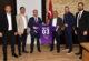 Efeler Yönetiminden Başkan  Zeybek'e ziyaret