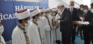 Kur'an bülbülleri taçlandı