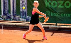 Mazi 14 Yaş Tenis Turnuvasına katılacak