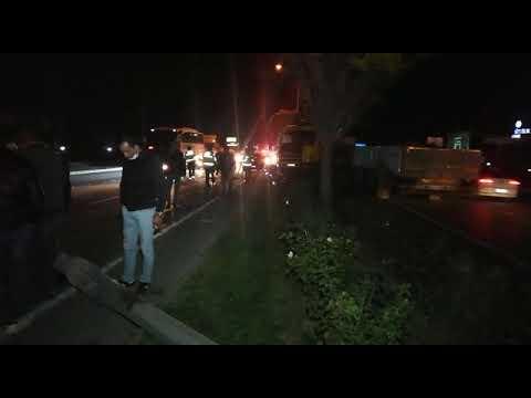 Afyon'da akıl almaz kaza