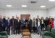 TBB yöneticileri Afyon'da  meslektaşlarıyla bir araya geldi