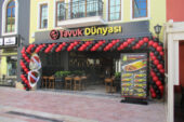 Tavuk Dünyası ikinci restoranını Afium AVM'de hizmete açtı